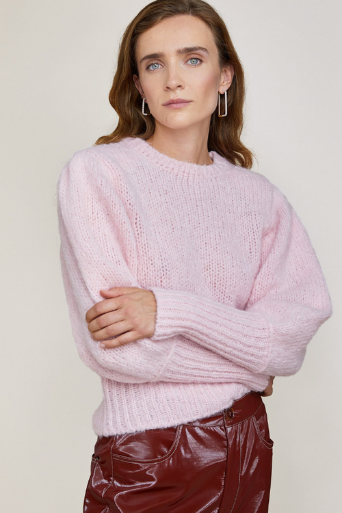 LCDP | Mindy Pullover - Cotton Candy