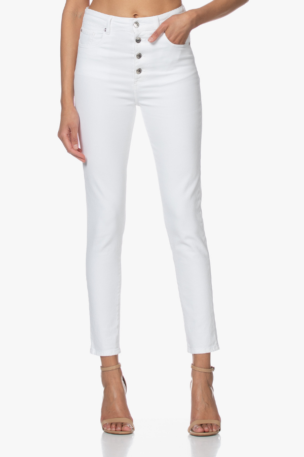 IRO PARIS | Esme Jean - White