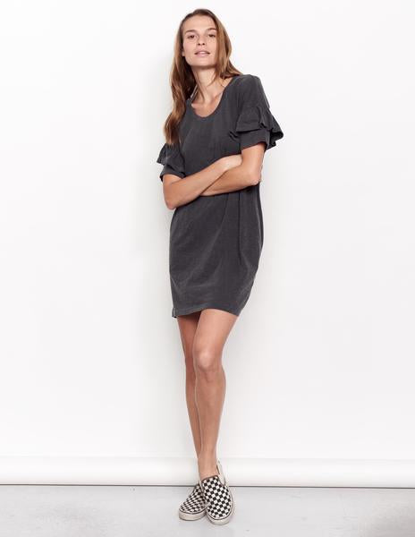 Sundry | Short Sleeve Ruffle Dress
