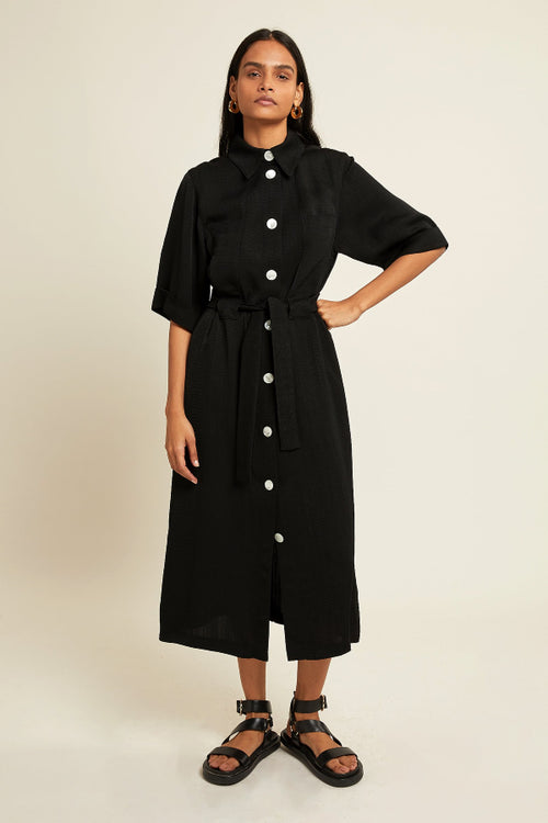 LCDP | Ella Dress - Noir