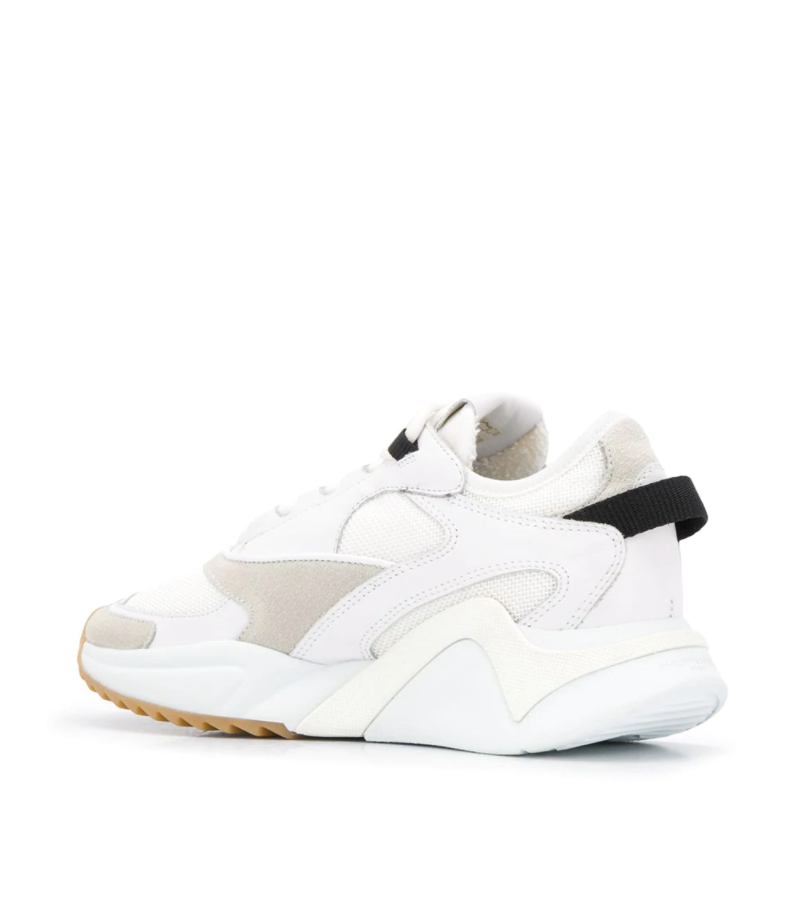 Philippe Model | Eze Mondial Resau Low Top Sneakers - Blanc