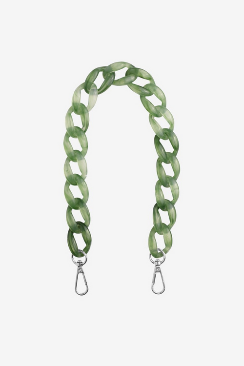 HVISK | Chain Handle - Dusty Green