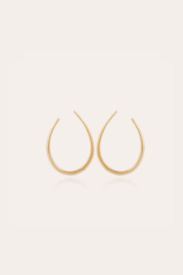 Gas Bijoux | Bobo Earrings - Gold