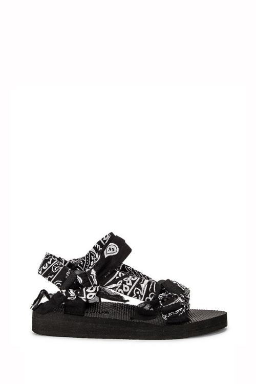 Arizona Love | Trekky Sandal - Black