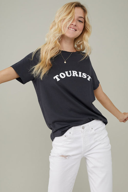 South Parade | Lola Tourist Shirt - Black