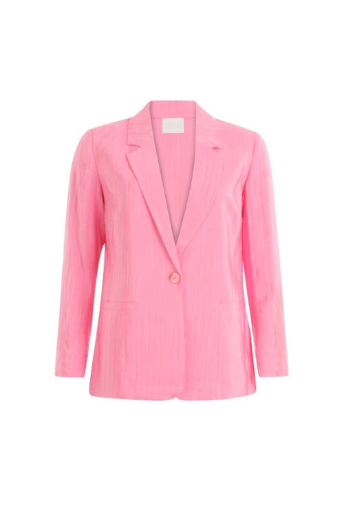 Coster | Suit Jacket - Candy Pink