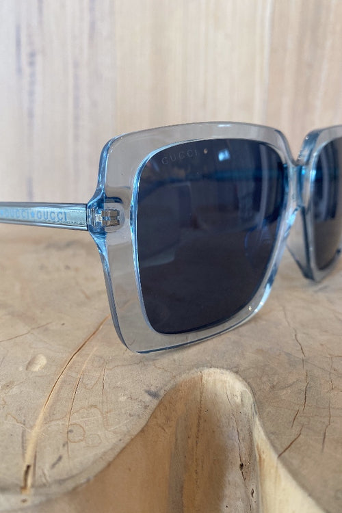 Gucci | GG0567SA003 - Light Blue Frame and Lens