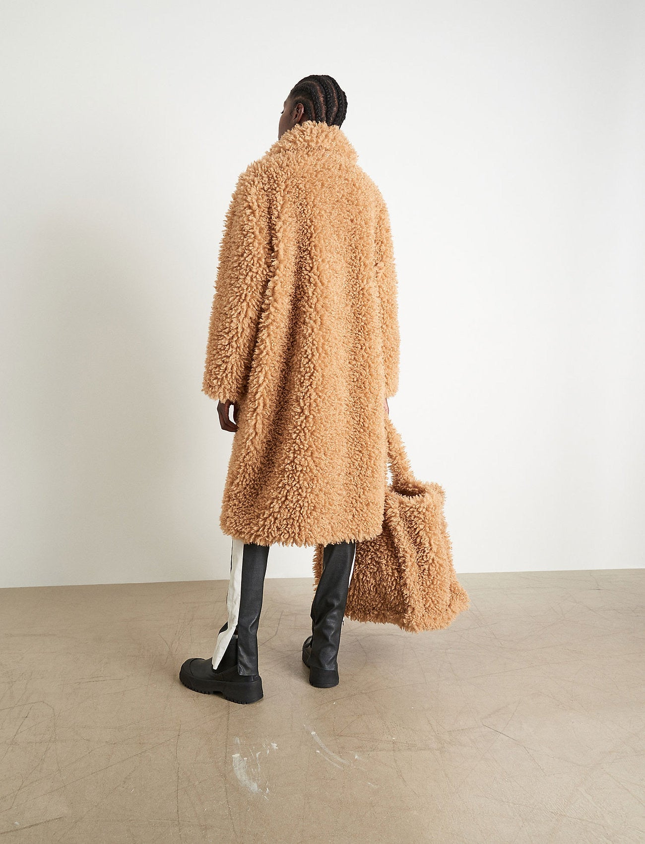 Stand Studio | Taylor Coat - Light Hazel