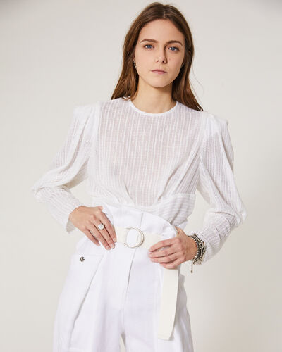IRO | Touvois Top - White