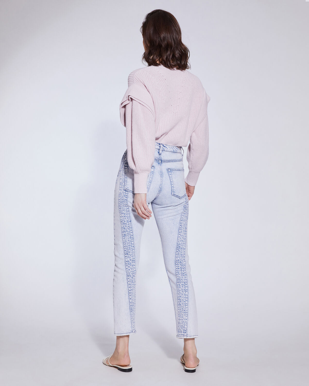 IRO PARIS | Inahe Pant - Snow Blue