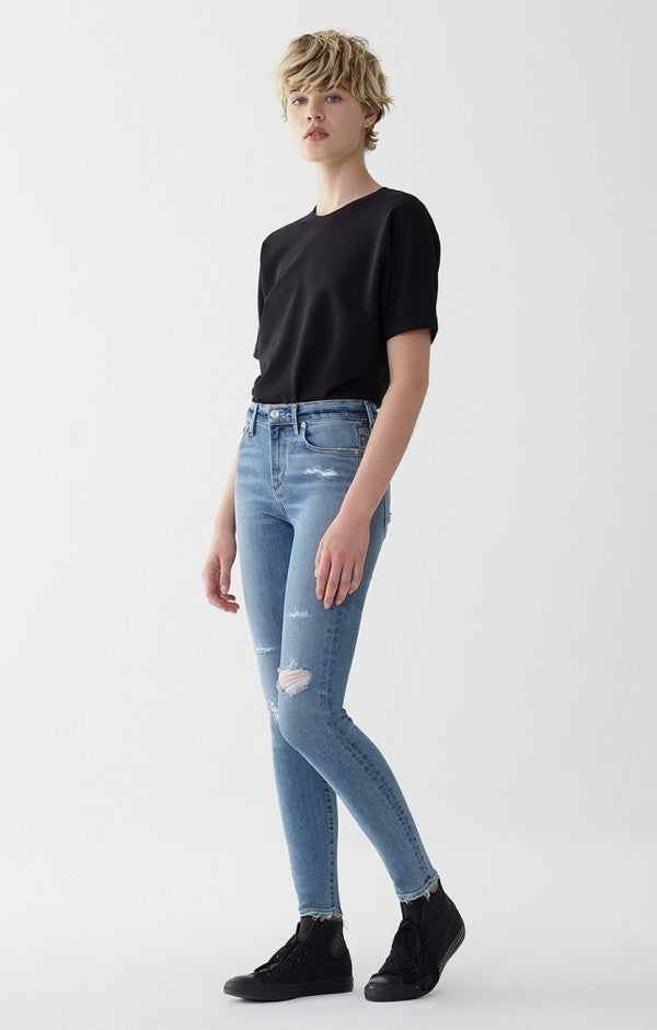 Agolde | Sophie High Rise Skinny - Beyond