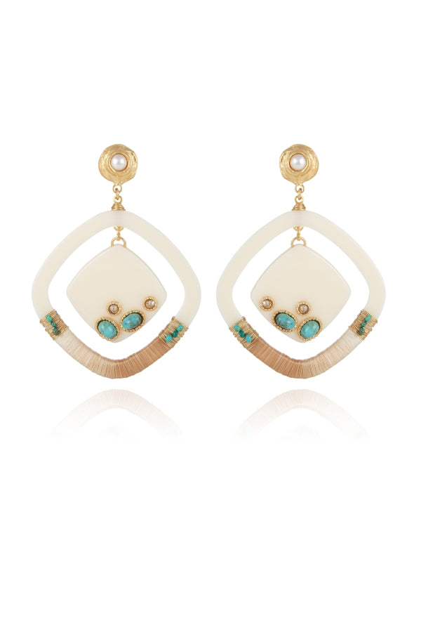 Gas Bijoux | Aura Earrings