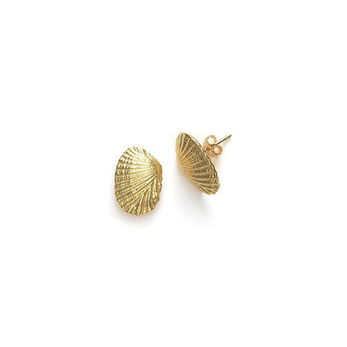 Anni Lu | Shell Earrings (Pair)