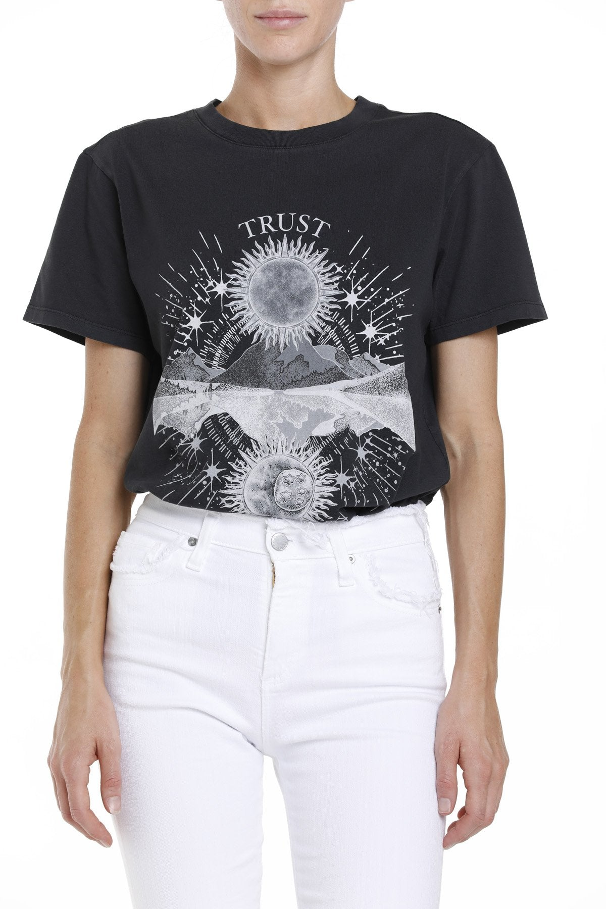 IRO PARIS | Trust Tee - Black