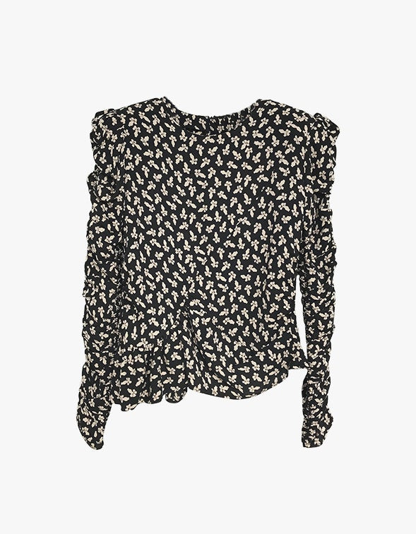 LCDP | Beija Blouse - French Flower