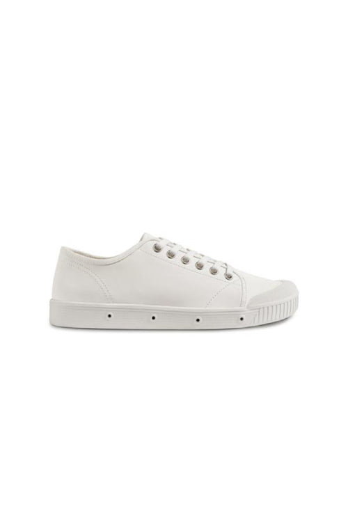 Spring Court | G2S Nappa Leather Low - White