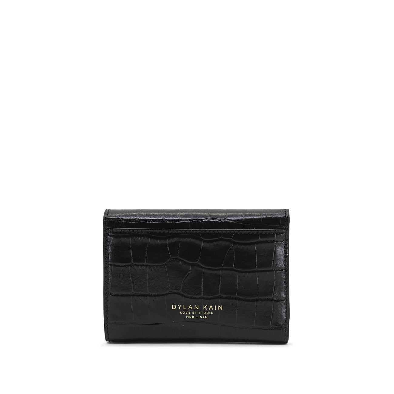 DYLAN KAIN | The Helena Wallet - Light Gold