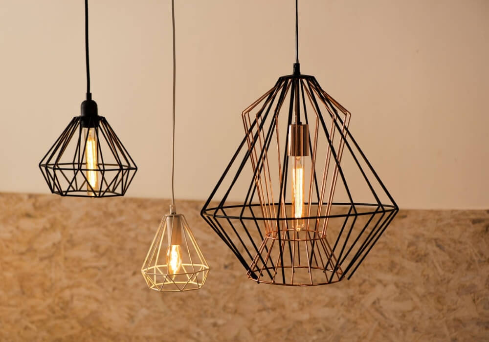 Vintage Retro Industrial Lighting