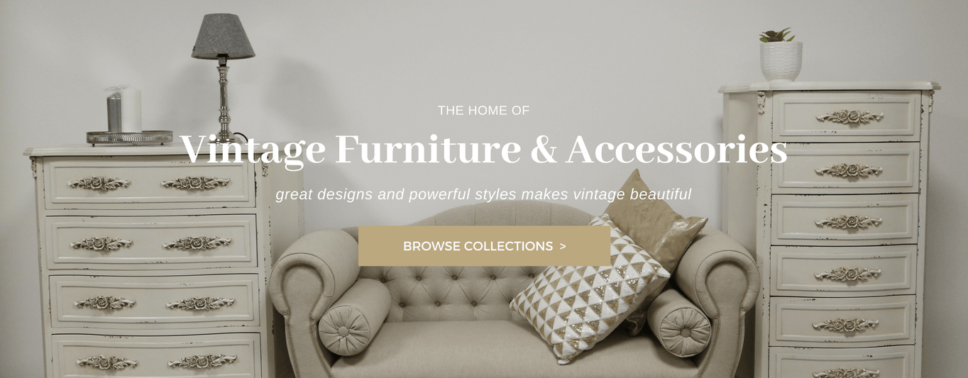 Vintage Furniture and Accessories from Vintage Vibe