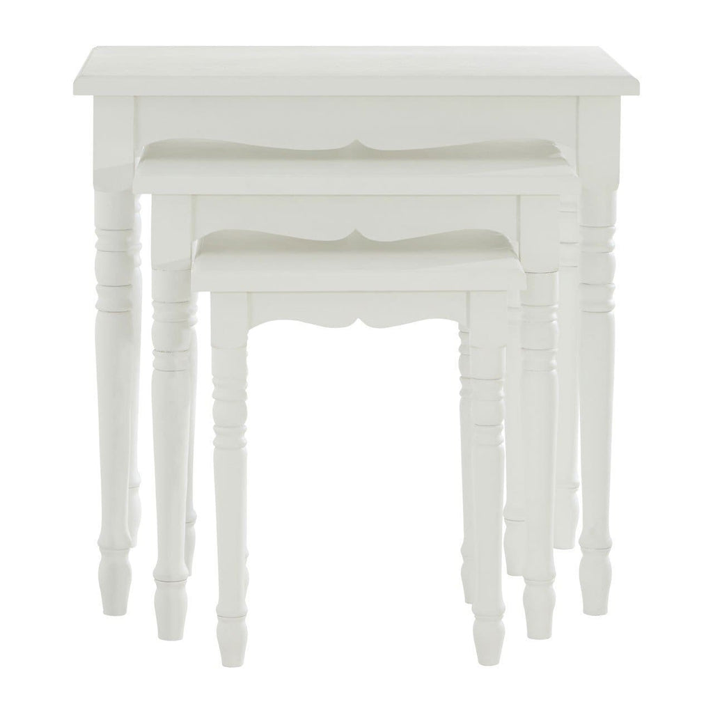 Ethel Set of 3 Nesting Tables - Side Table