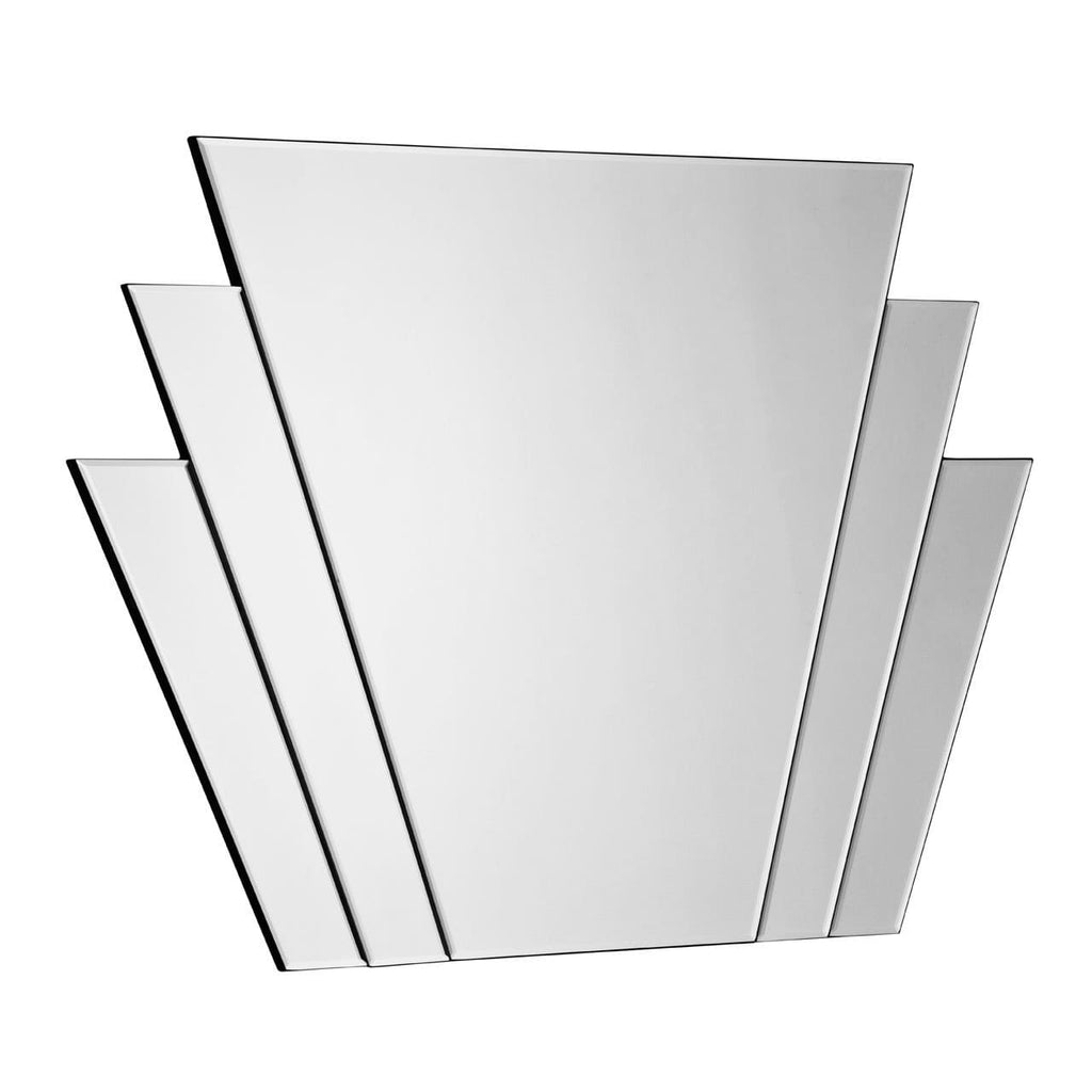 Hillier Range - Fan Wall Mirror - Mirror