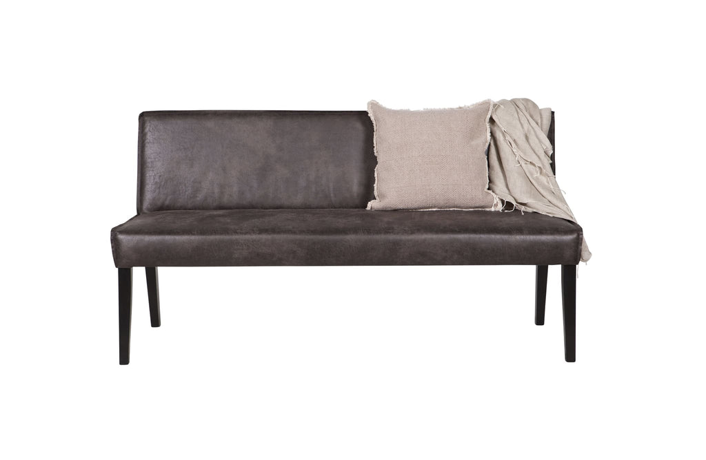 Rodeo Black Dining Bench By BePureHome - Bench