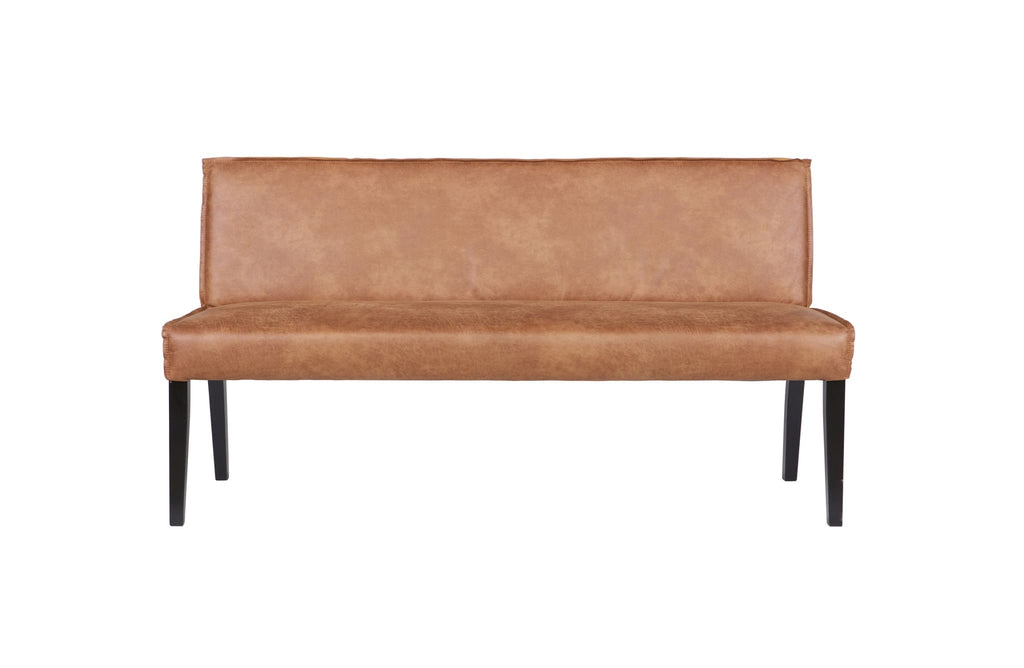 Rodeo Cognac Dining Bench By BePureHome - Bench