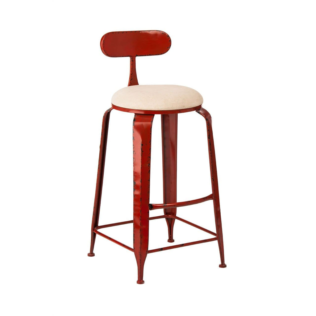Virtuoso Bar Stool - Red - Stool