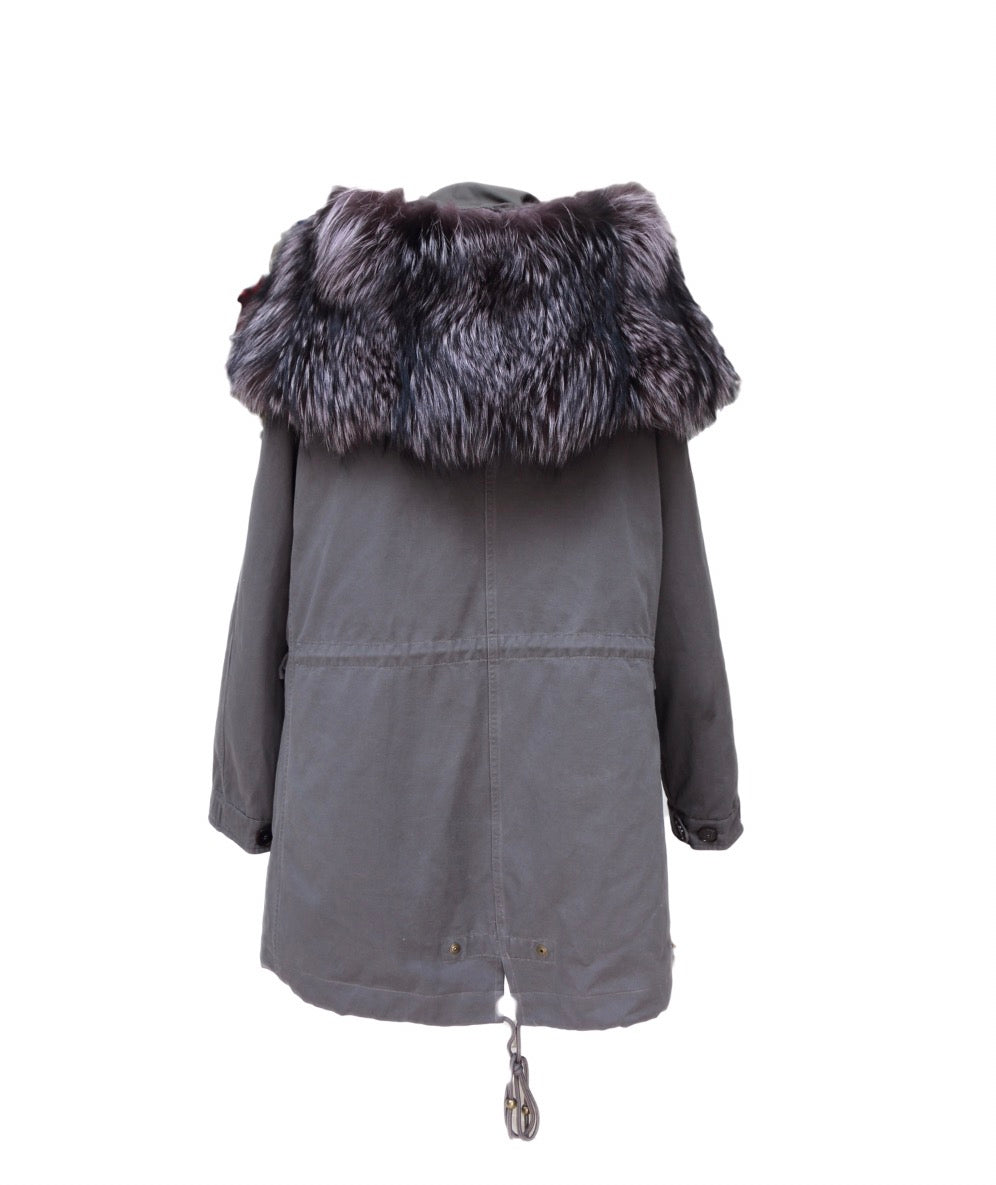 Country Luxe Parka