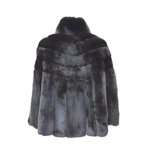 Rex Rabbit Fur Cape