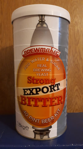 Brewmaker Strong Export Bitter
