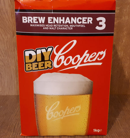 Coopers Brewing Enhancer 3
