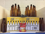 Homebrew.ie Beer/Lager  Starter Kit and Bottle Pack Combo