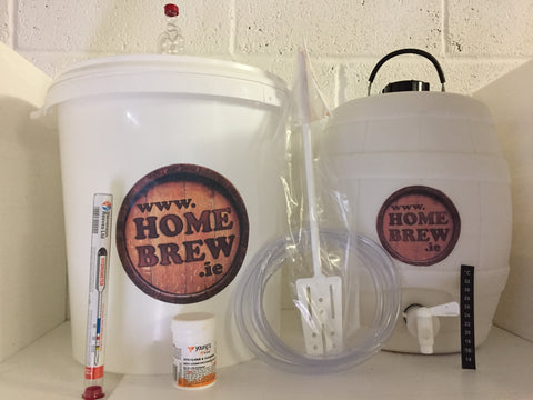 Homebrew.ie Premium Starter Kit (keg option) for Beer or Cider