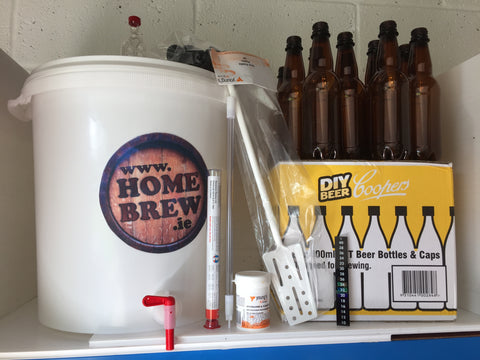 Homebrew.ie Standard Starter Kit.