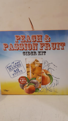 Youngs Peach & Passion Fruit