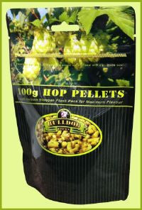 Bulldog Admiral Hop Pellets 100g Alpha 16.1% UK 2014 Crop