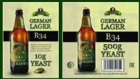Bulldog B34 German Lager 10g