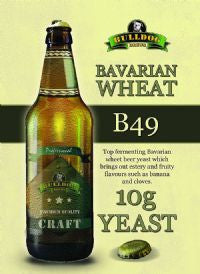 Bulldog  B49 Bavarian Wheat 10g