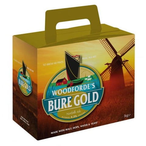Woodfordes Bure Gold