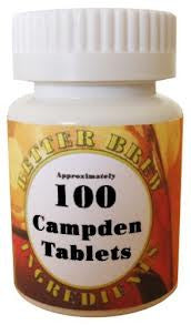 Campden Tablets (50's)
