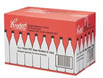 Coopers Ox-Bar 24 500ml PET Bottles