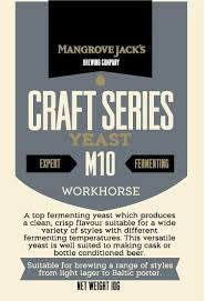 Mangrove Jacks Craft Series M10 Workhorse