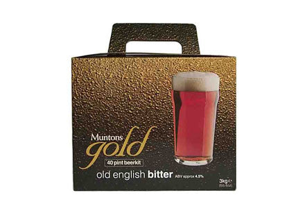 Muntons Gold Range Old English Bitter