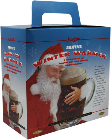 Muntons Premium Gold Santas Winter Warmer