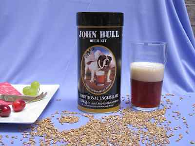 John Bull Traditionnal Ale