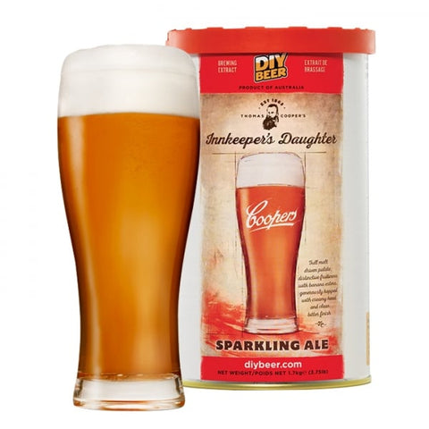 Coopers Premium Selection Innkeepers Sparkling Ale