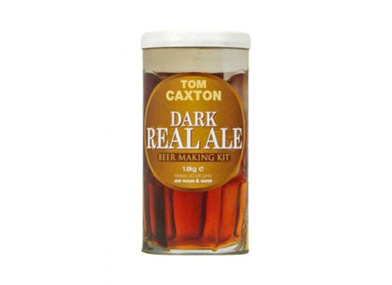 Tom Caxton Dark Real Ale