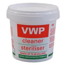 Cleaner/Steriliser VWP 100g