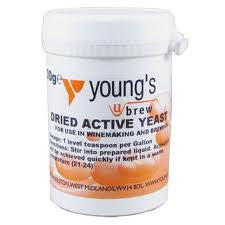Dried Active Yeast 100g